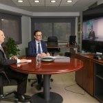 La Casa Real en videoconferencia con Anecoop