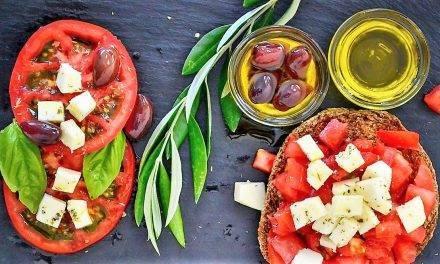 Evaluan la adherencia a la Dieta Mediterránea ( I )
