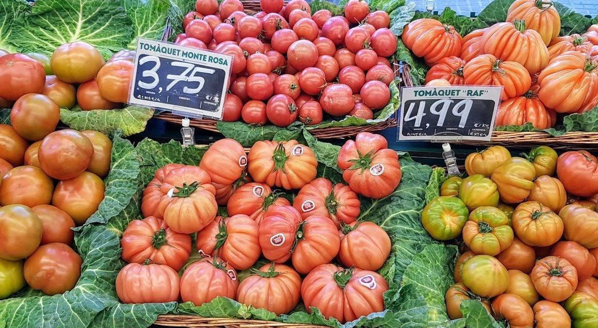 La innovación de variedades en hortalizas determinan muchos de los valores encontrados en las fruterías