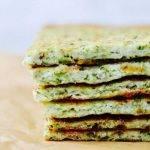 Pan con brócoli