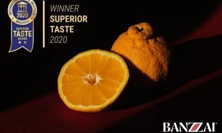 La fruta cítrica BANZZAI® otro acierto del Grupo AMC