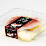 Melón con jamón listo para consumir marcas Peris y Frutifresh
