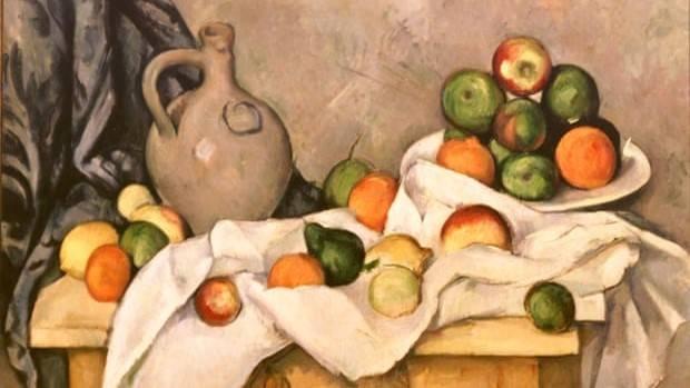 La pintura, testimonio de la evolución de las variedades