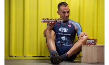 Kumato® Original apoya al triatleta Rubén Ruzafa