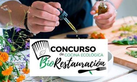¡Participar en el concurso de cocina ecológica BioRestauración!