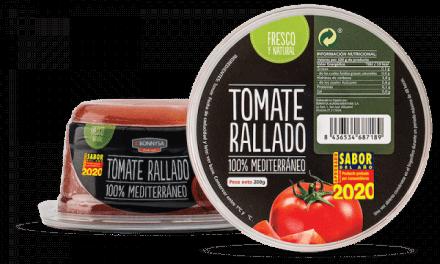 Premios para el tomate rallado 100% fresco y natural de Bonnysa