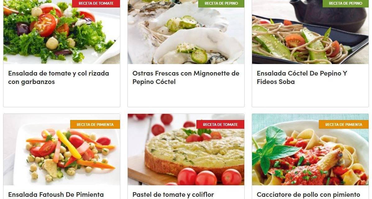 Las recetas de las marcas productor