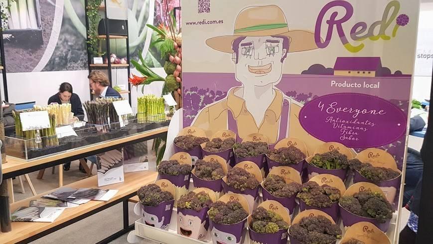Un brócoli con nuevos atributos premiado en el Innovation Hub Awards de Fruit Attraction