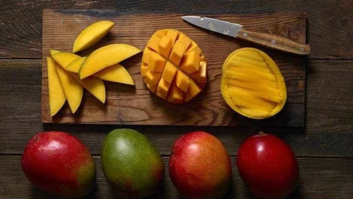 El mango y la nutrición
