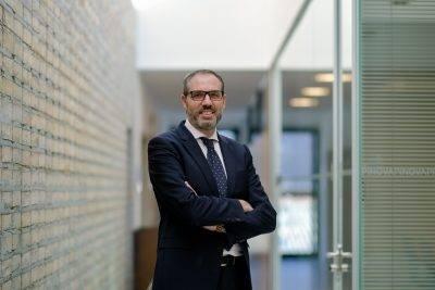 Gerhard Eberhöfer, Gerente de Ventas de Bio Val Venosta
