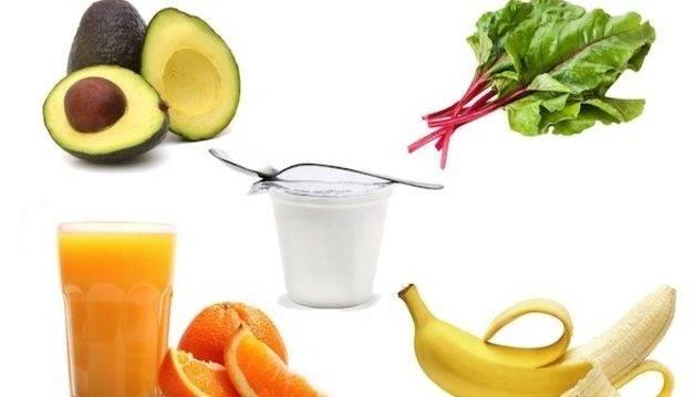 La importancia del potasio en la alimentación