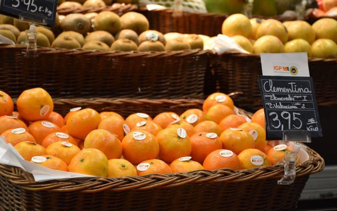 El Corte Inglés ofrece naranjas valencianas bajo la protección de la IGP Cítricos Valencianos
