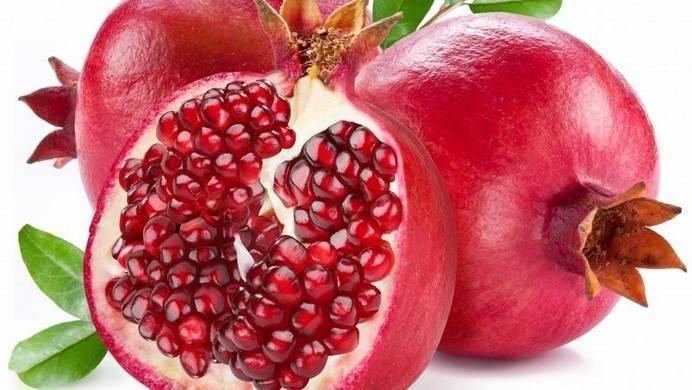 Granada, la fruta que aúna beneficios y belleza