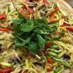 Pizzas vegetales, sin gluten, para disfrutar nuevos sabores