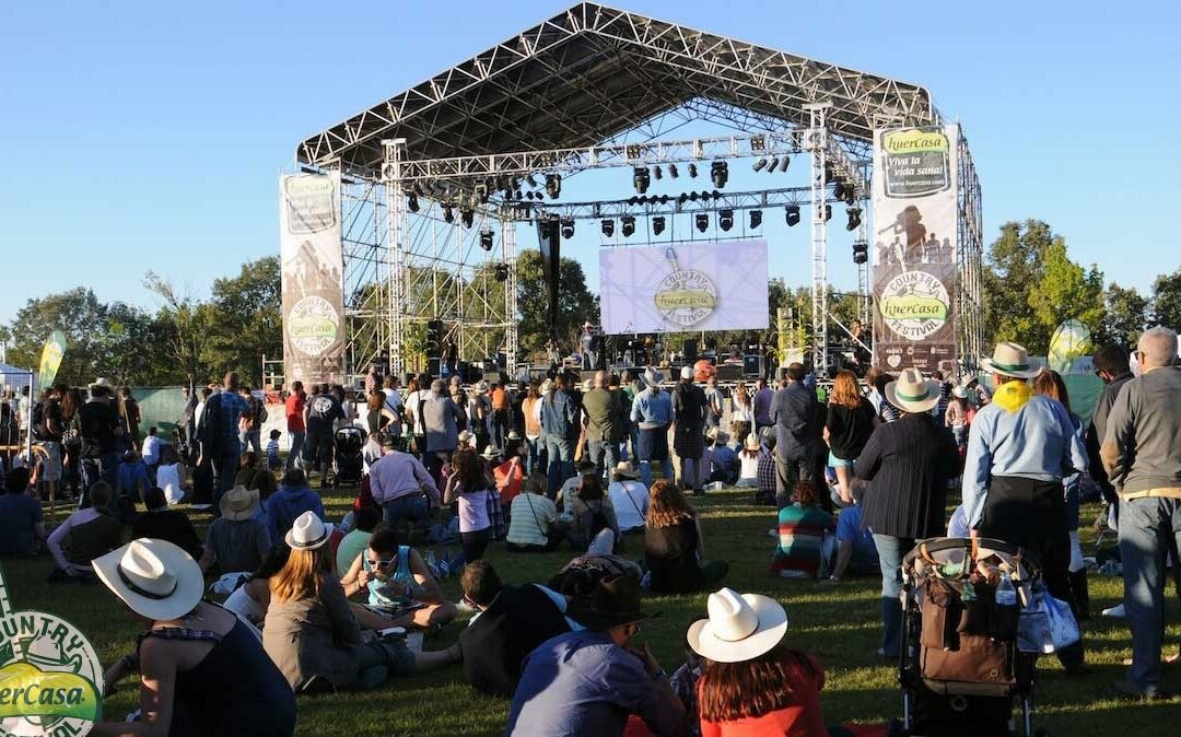 Huercasa Country Festival no se celebrará en 2021