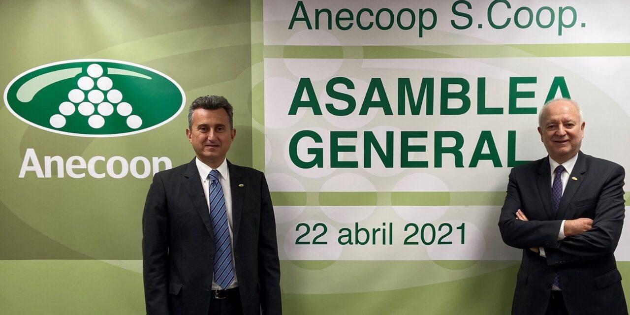 ANECOOP presenta un año de una facturación récord de 770,5 millones de euros