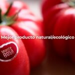 Premio al tomate Monterrosa en los World Food Innovation Awards
