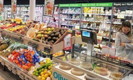 Modelos de tiendas para frutas y verduras