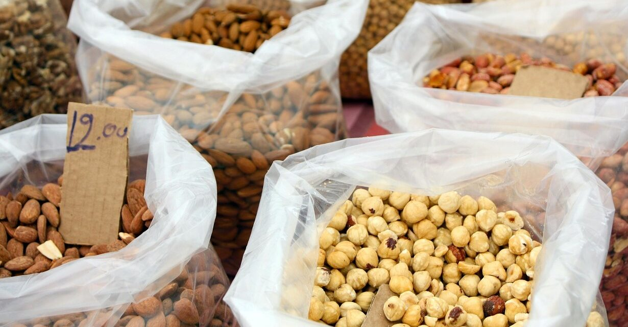 Los frutos secos, una deliciosa fuente de proteína