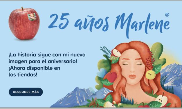 Las manzanas MARLENE® inician una intensa campaña en España