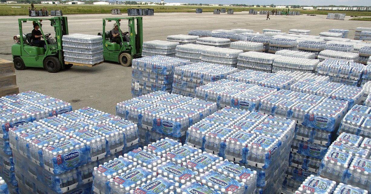 ¿Conoces el precio del agua?