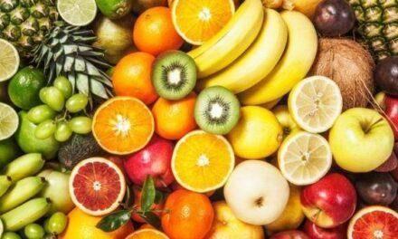Frutas, golosinas naturales, con azúcares en su correcta proporción