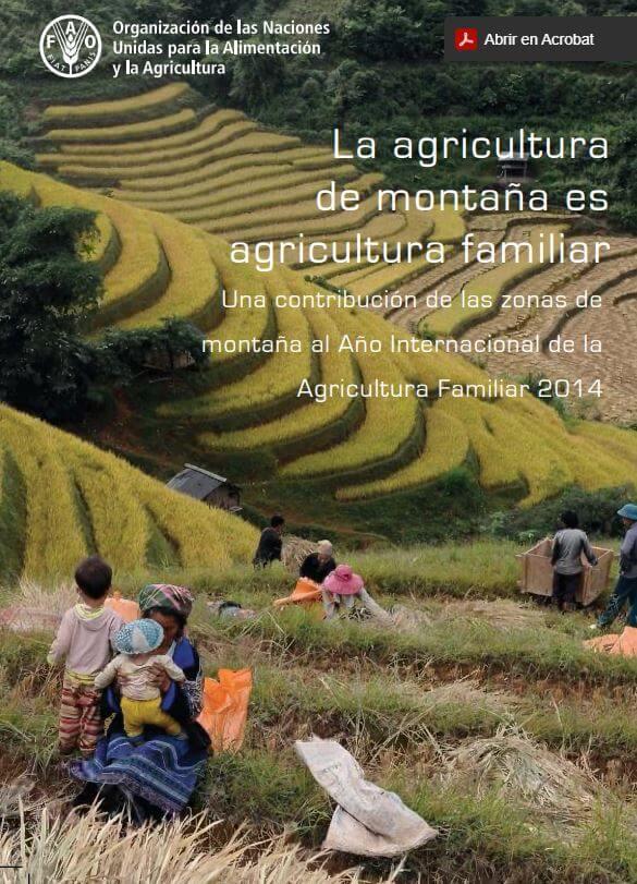 Agricultura de Montaña-FAO