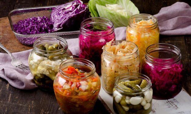 Los alimentos fermentados, un regalo de la cocina ancestral