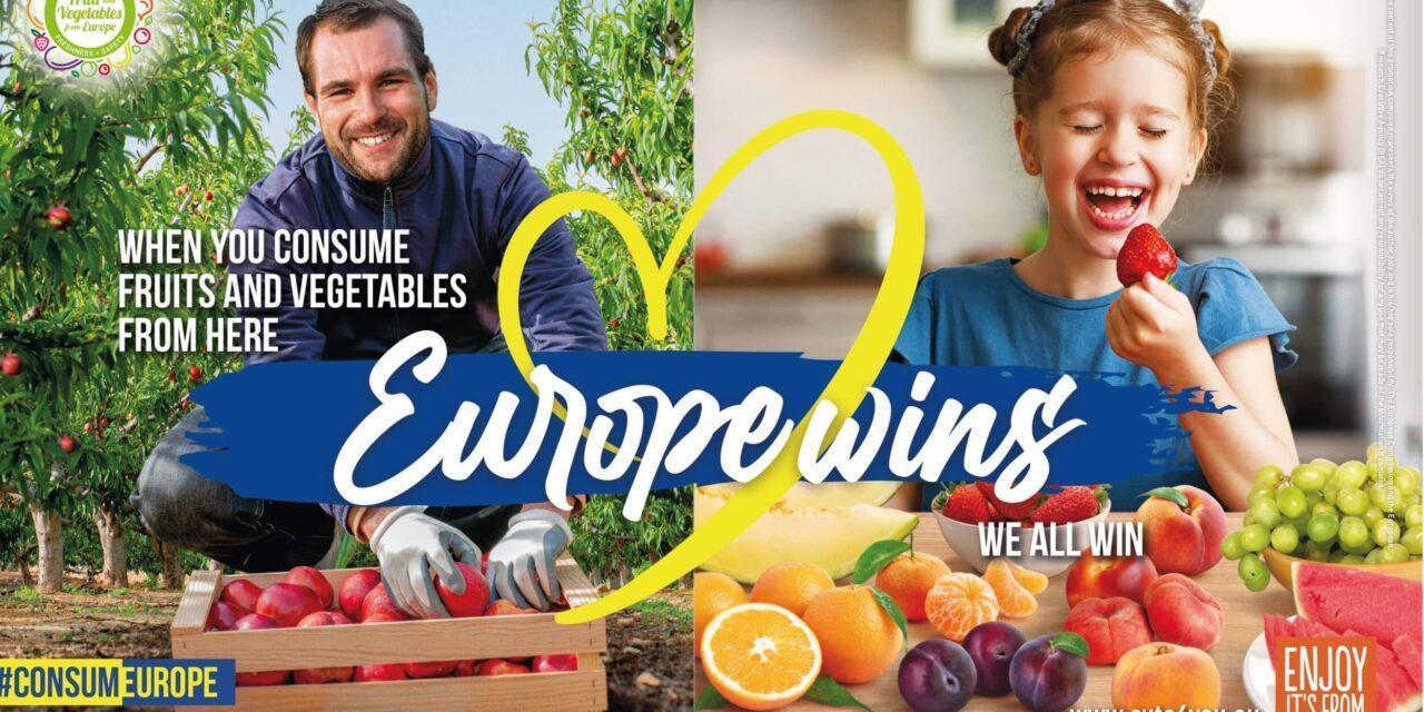 La promoción de las frutas y hortalizas ganará eficiencia en la UE