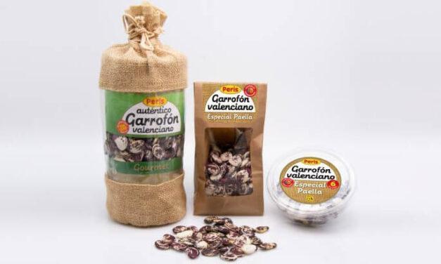 Garrofón con marca procedente de productores valencianos