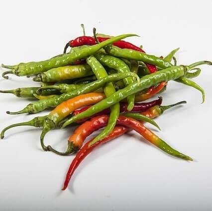 Guindilla-chilli-peppers