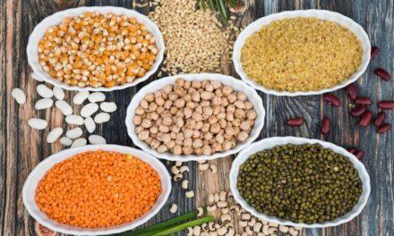 Ayudas a los productores para producir legumbres