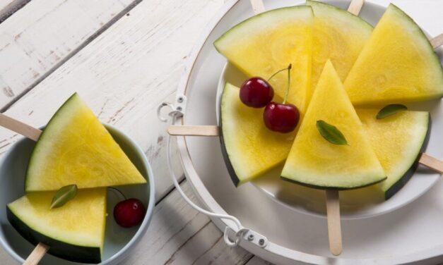 Melones y sandías muy buenas para los consumidores y no tanto para los productores