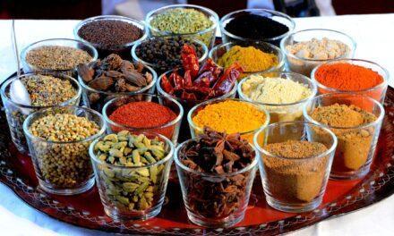 Las especias picantes, aliadas de los chef y del bienestar