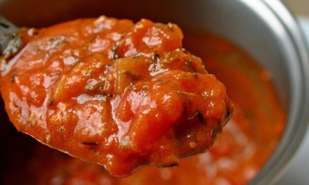 Salsas de tomate y sofritos