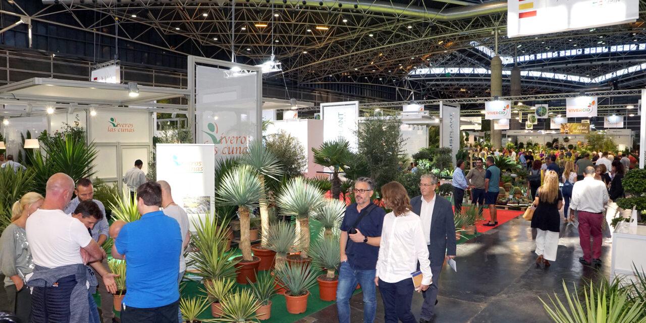 Iberflora celebra su 50 aniversario del 5 al 7 de octubre en Feria Valencia