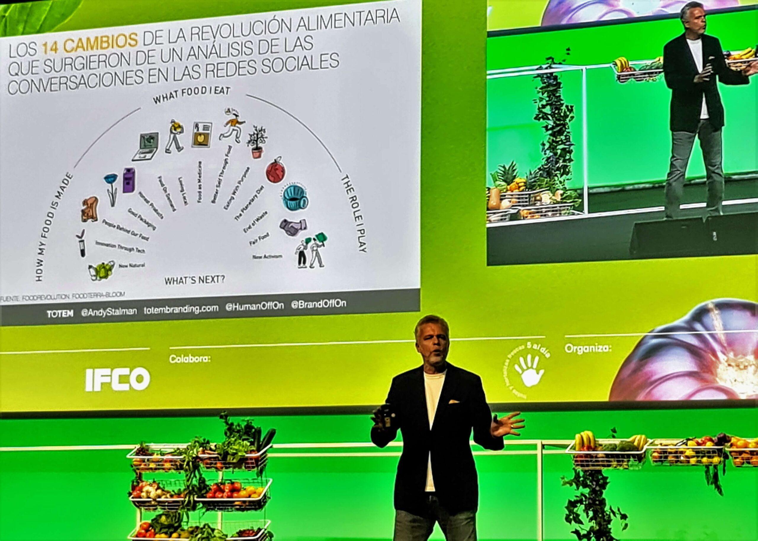 El branding en el congreso Aecoc 2021; Andy Stalman