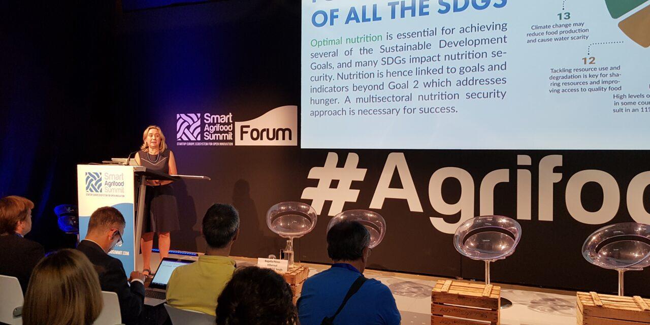EIT Food cuenta las tendencias de la alimentación y propuestas por la igualdad