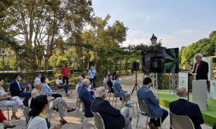 La feria Iberflora celebra su 50 Aniversario