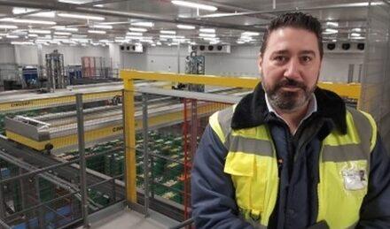 Mercadona lidera la automatización gracias a Cimcorp