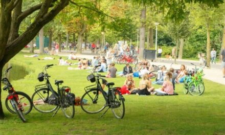 How can we ensure a green city for everyone?