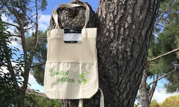 Una bolsa ecológica e inclusiva de Alcampo y eh laboras